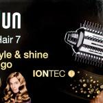 Фен-щетка Braun AS 720 Satin Hair 7. Отзыв