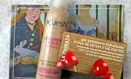 Немного про испанскую косметику марок Kueshi и La Chinata. Два отзыва в одном