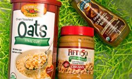О правильном питании…и не очень: ирландская овсянка, арахисовая паста и карамельный соус с iHerb. Отзыв