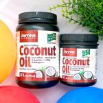 Jarrow Formulas, Сертифицированное натуральное кокосовое масло. Отзыв