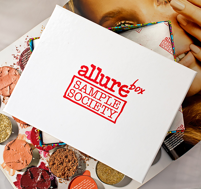 Allurebox 3 март. Отзыв