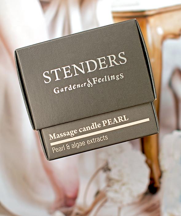 Stenders – Массажная свеча Pearl. Отзыв