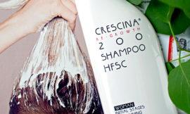 Кресцина Crescina 200 Шампунь для стимуляции роста волос для женщин. Отзыв