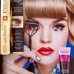 Eveline Cosmetics SOS Lash Booster with Argan Oil, Hyaluron Lip Push-Up Serum. Отзыв