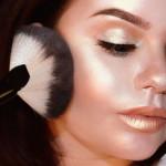 Что будет, если основой макияжа сделать хайлайтер