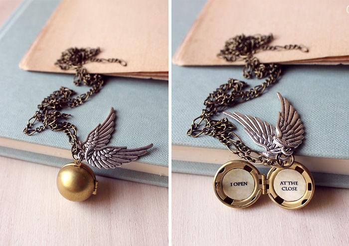 Украшения, вдохновленные Гарри Поттером