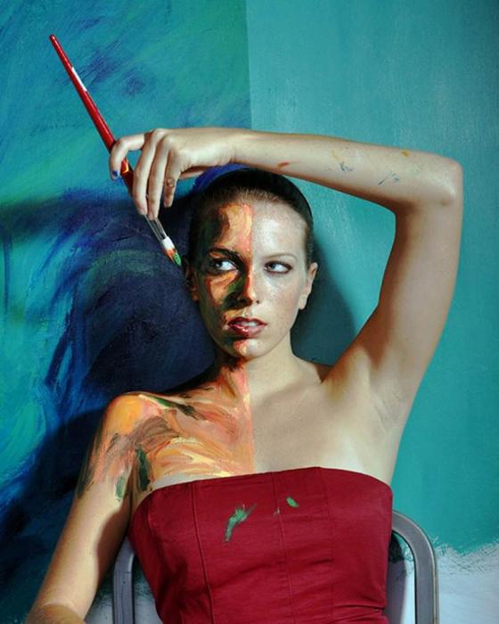 Тело как произведение искусства: это не магия фотошопа