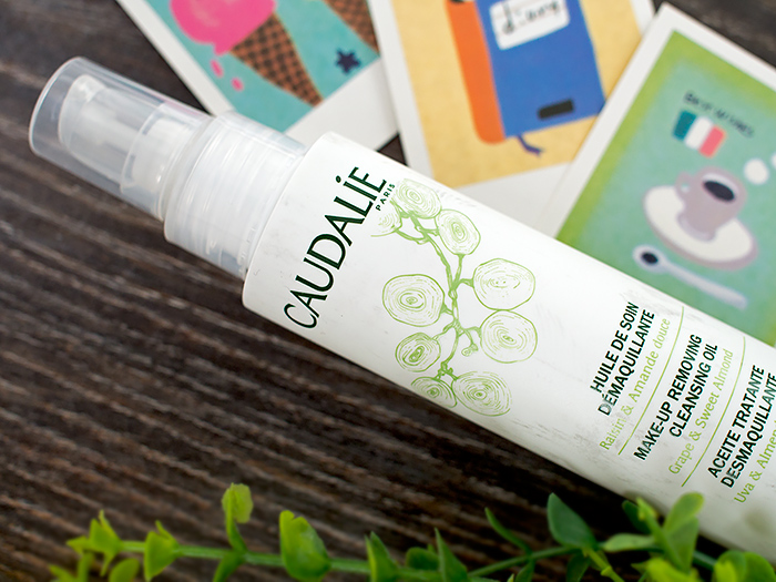Масло для снятия макияжа Caudalie Make-Up Removing Cleansing Oil. Отзыв