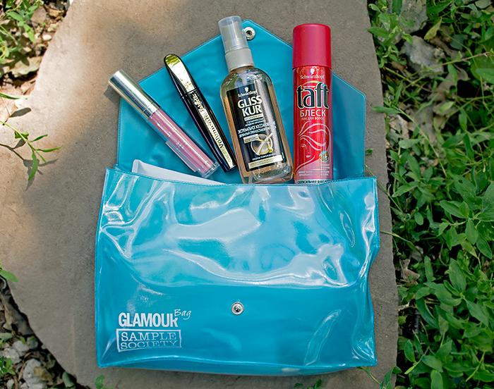 Glamour bag май. Отзыв