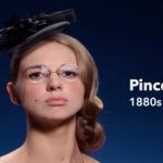 Как менялась мода на женские и мужские очки