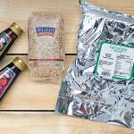 Сладкие, но полезные соусы St. Dalfour, паста орзо и рецепт с ней, и сырный порошок Frontier. Отзыв