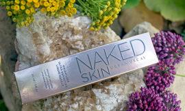 Urban Decay — компактная жидкая тональная основа Naked Skin, оттенок 0,5. Отзыв