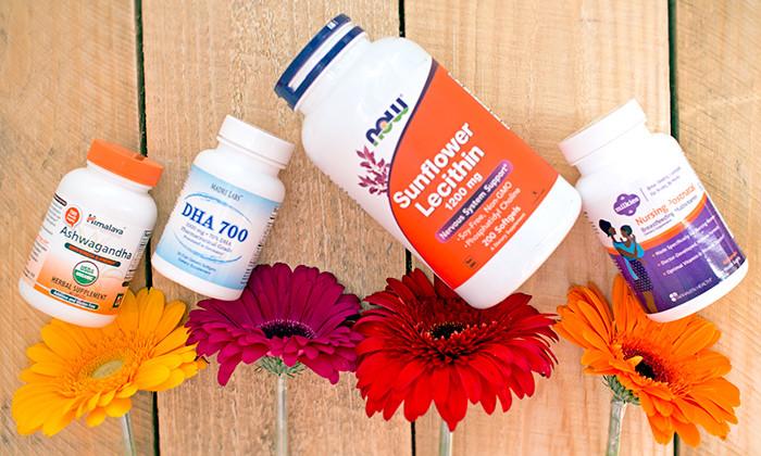 Витамины и БАДы для кормящих мам: как быстро восстановиться после родов. Моя схема