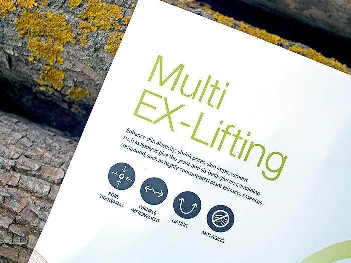 Elysien Multy EX-Lifting - набор масок Мульти-лифтинг. Отзыв