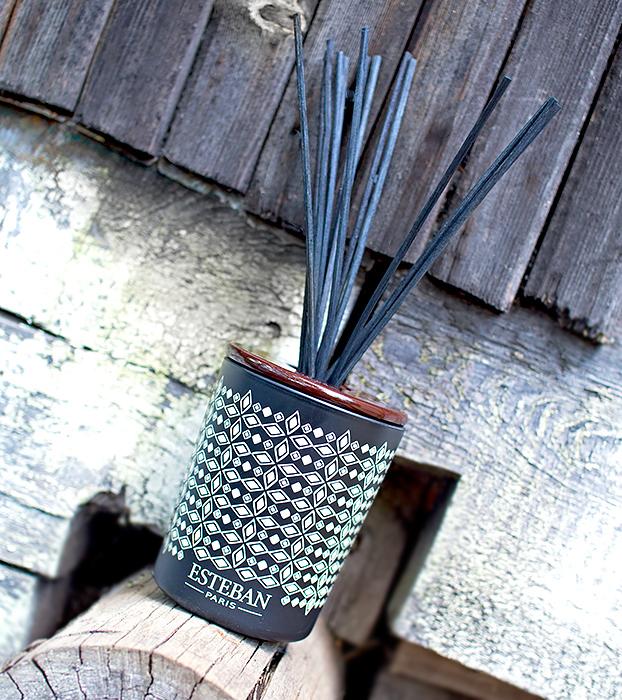 Esteban - Деко букет с ароматом из коллекции Тек и тонка. Отзыв