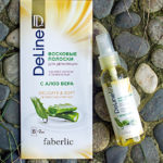 Faberlic – восковые полоски для депиляции и очищающее масло после депиляции. Отзыв