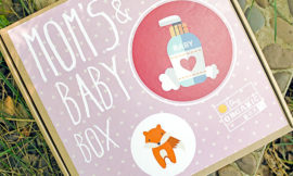 Live Organic Box — Mom's and Baby Box. Отзыв