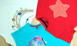 Детские футболки Faberlic. Отзыв