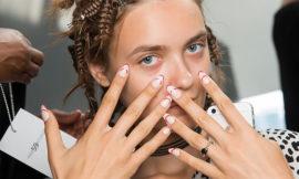 Модный маникюр 2017: тренды Нью-Йоркской недели моды