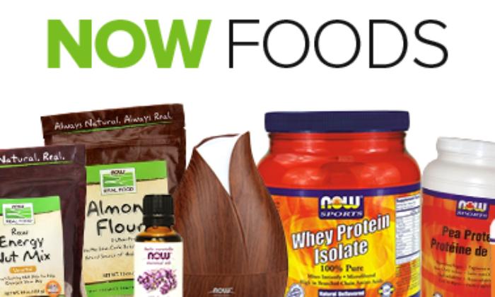 10% скидка на Now Foods, Doctor`s Best и многое другое
