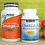 Омега-3 от Madre Labs и Now Foods: сравнение