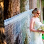 Свадебные платья, макияж и прически, модные в 2016 году