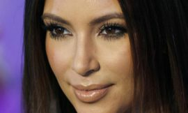 Урок макияжа от Ким Кардашьян: видео