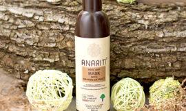 Anariti – маска отшелушивающая для лица с экстрактом апельсина. Отзыв