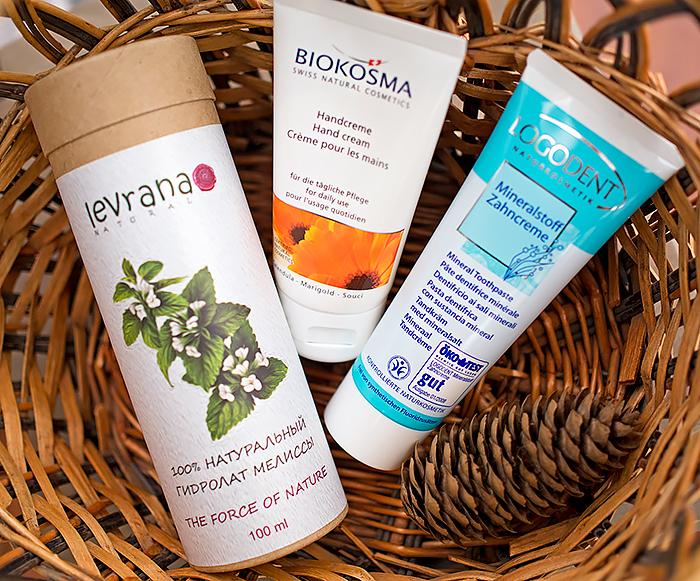 Как работают активные растительные компоненты в косметике Levrana, Biokosma, Logodent. Отзыв
