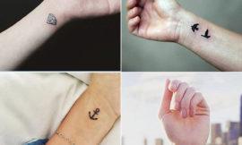 Маленькие татуировки, которые смотрятся лучше, чем браслет