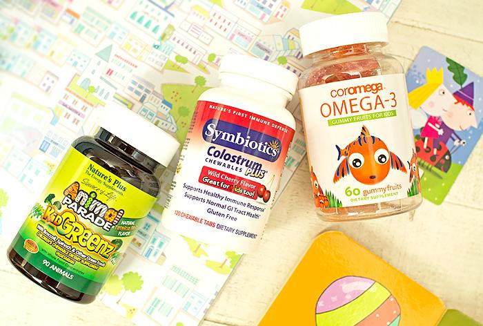 Как повысить иммунитет в сезон простуд: омега-3, колострум и зеленые овощи. Отзыв