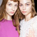 Стрижки и макияж, который будет в моде весной 2017: французская неделя моды