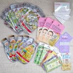 Что выбрать – маски или патчи: сравнительный обзор продукции марок Purederm, Skinlite, Faberlic