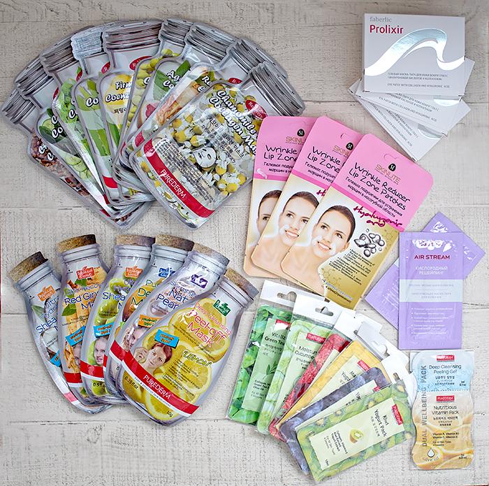 Что выбрать - маски или патчи: сравнительный обзор продукции марок Purederm, Skinlite, Faberlic