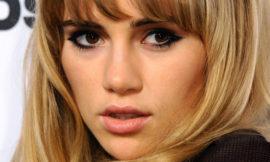 Урок небрежного макияжа от Сьюки Уотерхаус: видео