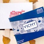 Allurebox октябрь, Vichybox. Отзыв