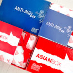 Allurebox – Anti-age Box, Asian Box. Отзыв