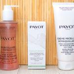 Очищение от Payot: мицеллярный крем, мицеллярная вода, очищающая маска-скраб. Отзыв