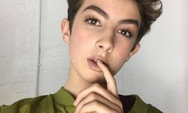 Новое лицо Rimmel – 17-летний youtube бьюти-блогер
