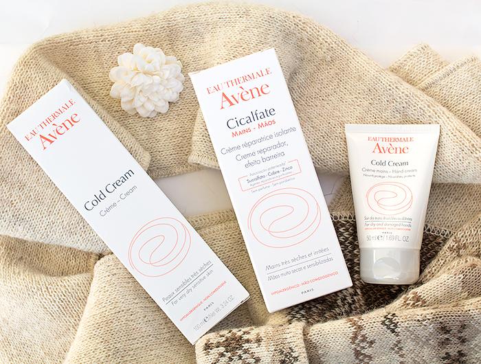 Avene Cold Cream, Cicalfate – колд крем для лица и рук, восстанавливающий барьерный крем для рук. Отзыв