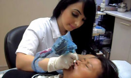 Тату или перманентный макияж: как скрыть следы ожогов и шрамов