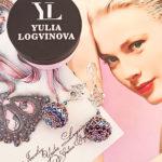 Дизайнерские серьги Yulia Logvinova – отзыв