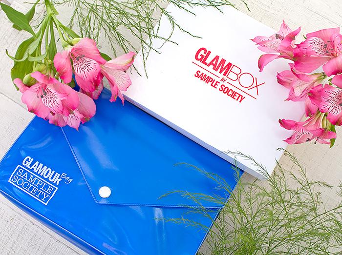 Glamour bag январь, Glambox февраль. Отзыв