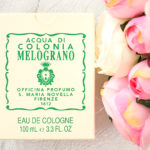 Одеколон Santa Maria Novella – Melograno – Pomegranate – Мелограно. Отзыв