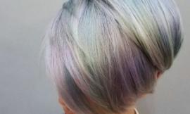 Голографическое окрашивание волос с помощью стекла: попробуем?