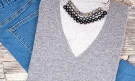 50 оттенков серого: весенний образ в серых тонах