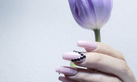 Пирсинг ногтей опять в моде