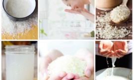 Рисовая вода – простой способ укрепить волосы
