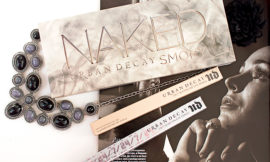 Палетка теней Urban Decay – Naked Smoky. Отзыв и три макияжа
