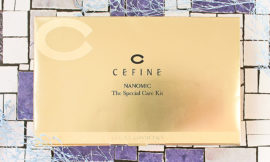 Набор Cefine Nanomic The Special Care Kit. Отзыв